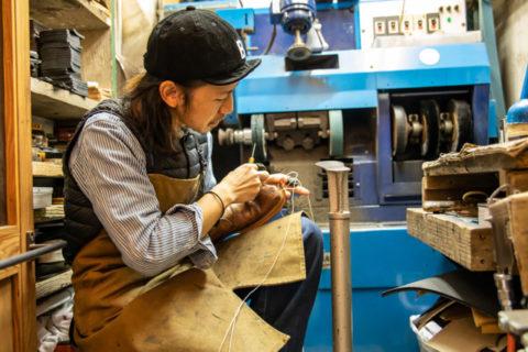 shoe repair工房BAMBOO