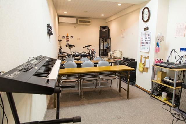 サウンドスタジオJAM01