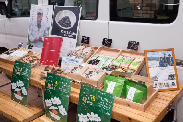 篠山 熊野園のお茶