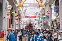 六甲本通商店街 灘のだんじり2017