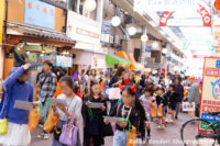 六甲本通商店街ハロウィンパレード